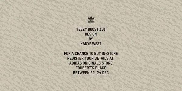"""【オフィシャル発表】12/29発売!adidas Originals YEEZY 350 BOOST LOW ニューカラー """"Oxford Tan"""" (アディダス カニエ ウェスト イージー ブースト Kanye West) [AQ2661]"""