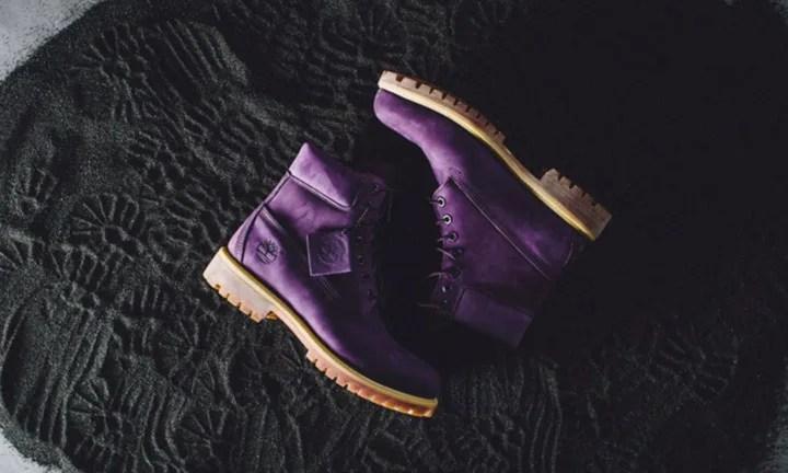 """Villa x Timberland 6-inch Boot """"Purple Diamond""""が海外1/28からリリース! (ティンバーランド シックスインチ ブーツ """"パープル ダイアモンド"""")"""
