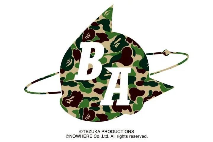 A BATHING APE × ASTRO BOYのコラボレーションが発表!(エイプ 鉄腕アトム)