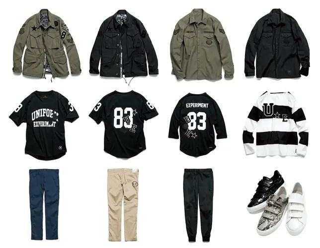 1/30発売!uniform experiment 2016 S/S コレクションが発表! (ユニフォーム・エクスペリメント 2016年 春夏)