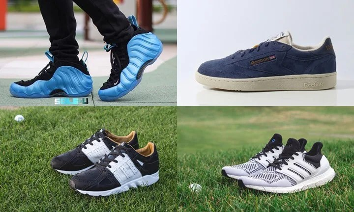 """【まとめ】2/5発売の厳選スニーカー!(ナイキ エア フォームポジット ワン ユニバーシティブルー)(Sneakersnstuff × adidas Consortium """"Tee Time Pack"""")(リーボック クラシック CLUB C 85 UJ/VINTAGE)"""