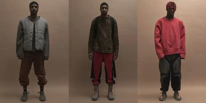 adidas Originals YEEZY SEASON 3 LOOK (アディダス カニエ ウェスト イージー シーズン Kanye West)