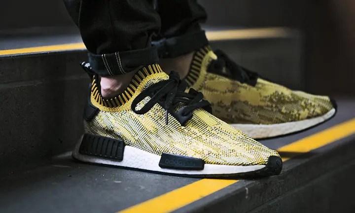 """【販売店舗更新】adidas Originals NMD_R1 """"Yellow Gold"""" (アディダス オリジナルス エヌ エム ディー ランナー """"イエロー ゴールド"""") [S42131]"""