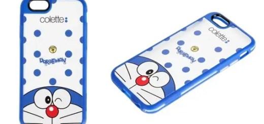 ドラえもん × コレット iPhone 6/6s用ケースが海外展開! (DORAEMON colette)
