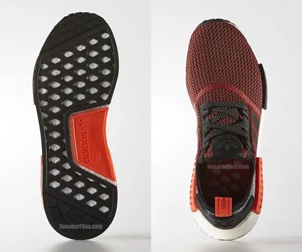 """3/17発売!adidas Originals NMD_R1 """"Lush Red"""" (アディダス オリジナルス エヌ エム ディー ランナー """"ラッシュ レッド"""")"""