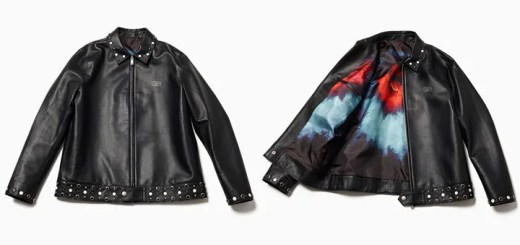 the POOL aoyama限定!FRAGMENT × UNDERCOVER RIDERS JACKETが展開! (フラグメント アンダーカバー)
