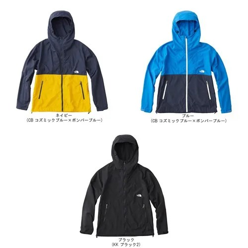 THE NORTH FACE 2016 S/S 「COMPACT JACKET」が発売! (ザ・ノースフェイス コンパクトジャケット)