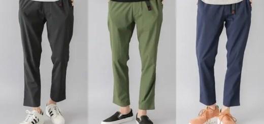 GRAMICCI × URBAN RESEARCH iD NYLON RIP-STOP PANTSが4月下旬発売! (グラミチ アーバンリサーチ アイディ)
