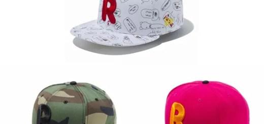 RODY × New Era!全面にデザインプリントを施したモデル、カモフラワンポイントロゴモデルがリリース! (ロディー ニューエラ)
