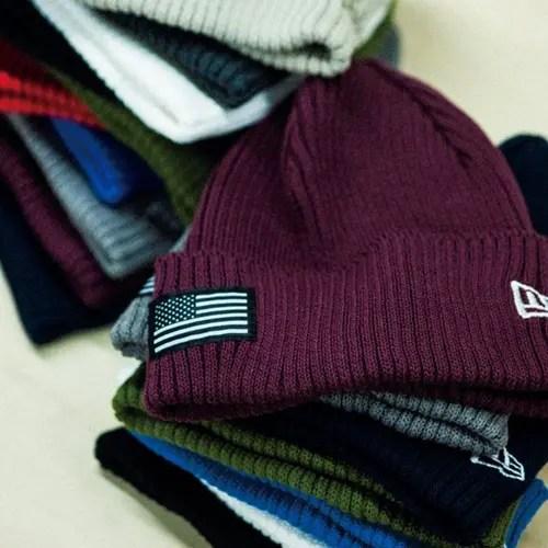 New Eraからドライで快適な着心地を保つクールマックス ファブリックを使用した4シーズン着用できるニット「Military Watch Knit」が発売! (ニューエラ)