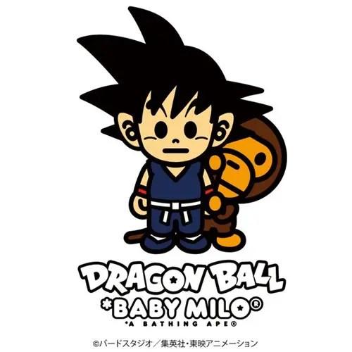 エイプとドラゴンボールがコラボ!近日発売! (A BATHING APE DRAGON BALL)