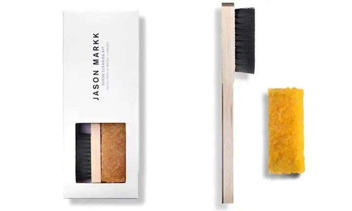 スウェード製シューズ専用の「JASON MARKK SUEDE CLEANING KIT」が発売! (ジェイソン マーク スエード クリーニング)