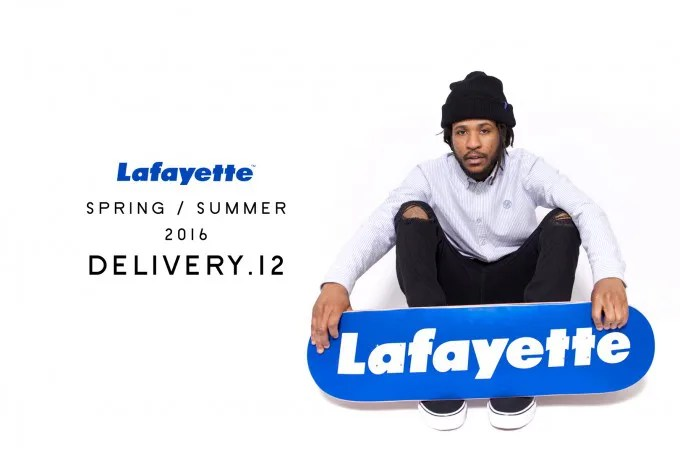Lafayette 2016 SPRING/SUMMER COLLECTION 12th デリバリー!4/29から発売!(ラファイエット)