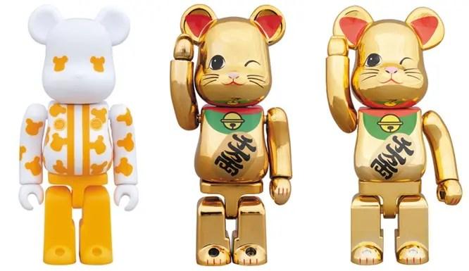東京スカイツリー開業4周年記念!招き猫のベアブリックが5/7から発売! (BE@RBRICK)