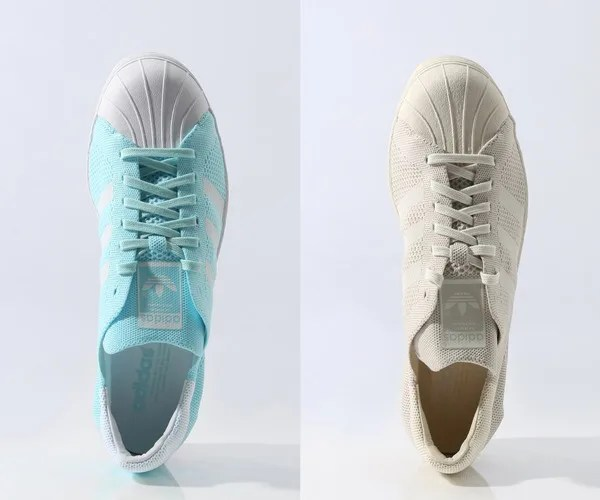 【新色】アディダス オリジナルス スーパースター 80s プライムニット 2カラーが発売! (adidas Originals SUPERSTAR 80s PRIMEKNIT)が発売! [S75671][S74964]