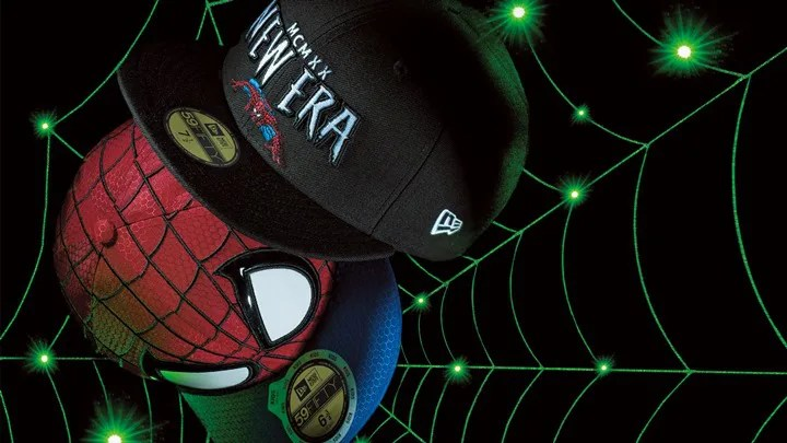 スパイダーマン × New Era コラボが5月中旬発売! (SPIDER MAN ニューエラ)