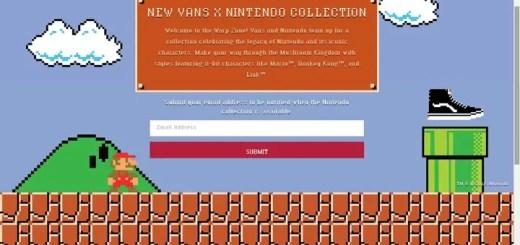 【ファミコン世代にはたまらない】海外6/3発売!任天堂 × VANSがコラボ!マリオ、ゼルダ、ドンキーコング、ピーチ姫がVANSのスニーカーに! (バンズ Super MAario Zelda Donkey Kong)