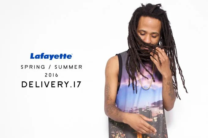 Lafayette 2016 SPRING/SUMMER COLLECTION 17th デリバリー!6/4から発売!(ラファイエット)