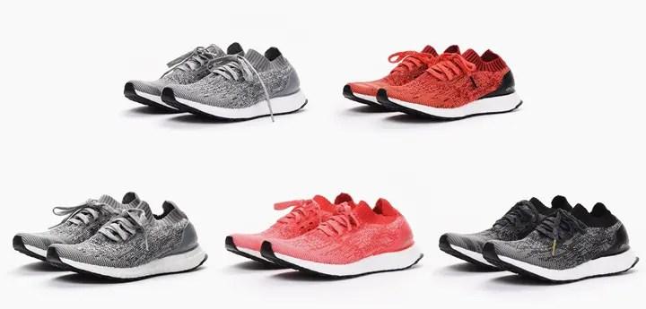 海外先行!adidas ULTRA BOOST UNCAGED 4カラー (アディダス ウルトラ ブースト アンケージド) [BB3898,9][BB3902,3,4]