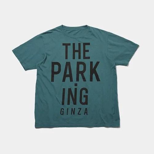 "THE PARK・ING GINZAにて""1.0 MAIN LOGO"" COLOR TEE"" ""2.5 BIG LOGO"" COLOR TEE""が発売!(ザ・パーキング銀座 ロゴTEE)"