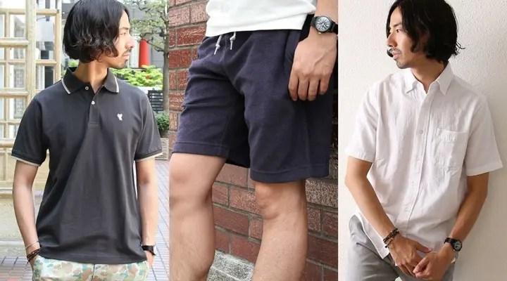 【新作ながらも驚きの価格=「スマイルプライス」¥1,944~】coenからパイルショーツ/カノコラインポロシャツ/パナマボタンダウン半袖シャツが7月下旬発売! (コーエン)