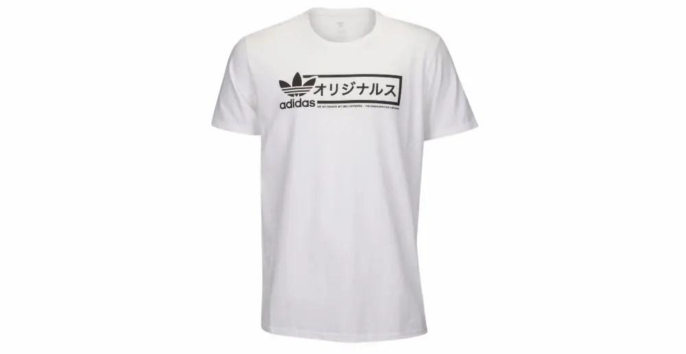 """履けない代わり着る!adidas Originals Graphic TEE """"NMD""""が海外展開! (アディダス オリジナルス グラフィック TEE)"""