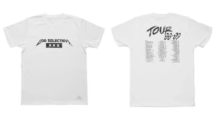 20枚限定発売!GOD SELECTION XXX POP UP SHOPが7/16からアーバンリサーチ 表参道ヒルズ店にオープン! (ゴッド セレクション XXX)
