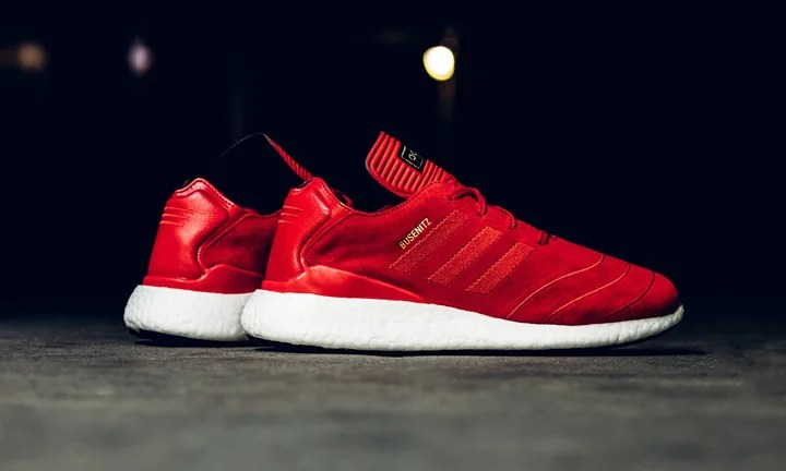 """8月発売!adidas Busenitz PURE BOOST PRO """"Red"""" (アディダス ブセニッツ ピュア ブースト プロ """"レッド"""")"""