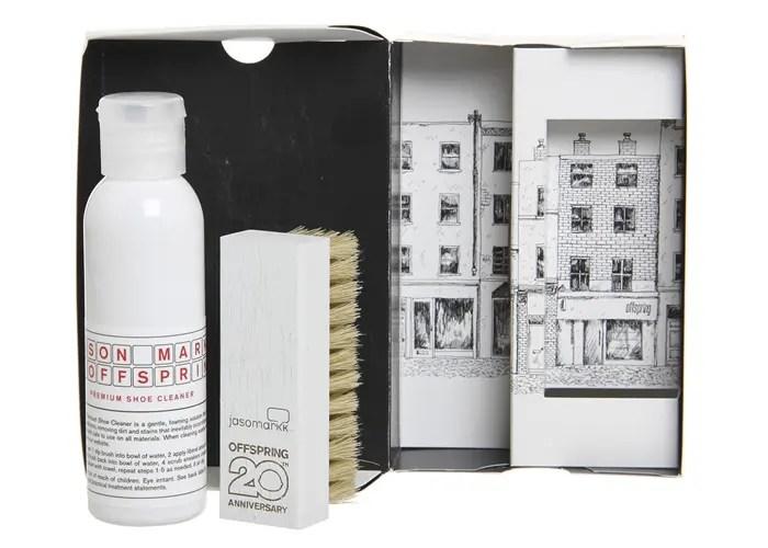 OFFSPRING 20th Anniversary!JASON MARKK Gift Boxが海外展開! (オフスプリング ジェイソン マーク)