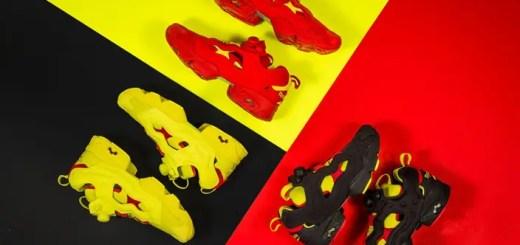 """7/29発売!PACKER SHOES × REEBOK INSTA PUMP FURY """"OG DIVISION"""" PACK 3カラー (パッカー シューズ リーボック インスタ ポンプ フューリー """"OG ディビジョン"""" パック)"""