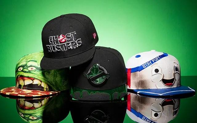 New Era × Ghost bustersがコラボ!マシュマロマン等をイメージしたアイテムが7/28から発売! (ニューエラ ゴースト バスターズ)