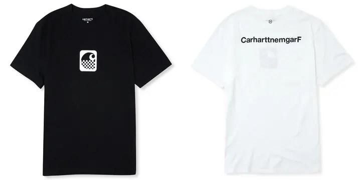 Carhartt WIP × FRAGMENTのコラボTEEがCarhartt WIP Store限定で8/6から発売! (カーハート フラグメント)
