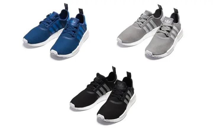【速報】3カラーが8/20に追加販売!adidas Originals NMD_R1 (アディダス オリジナルス エヌ エム ディー ランナー) [S31502,3,4]