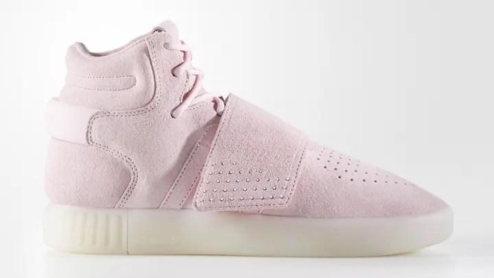 """アディダス オリジナルス チュブラー インベーダー ストラップ """"ヴェイパー ピンク"""" (adidas Originals TUBULAR INVADER STRAP """"Vapour Pink"""") [B39364]"""