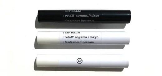 retaW × FRAGMENT リップバームが発売! (リトゥ フラグメント)