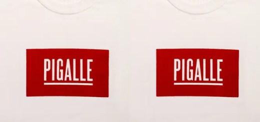 PIGALLE TOKYO 1st ANNIVERSARY BOX LOGO TEEが9/10発売! (ピガール トウキョウ 1周年 ボックス ロゴ)