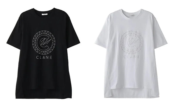 CLANE × FRAGMENT PROJECT TEEが伊勢丹新宿で9/9先行発売!! (クラネ フラグメント 藤原ヒロシ)