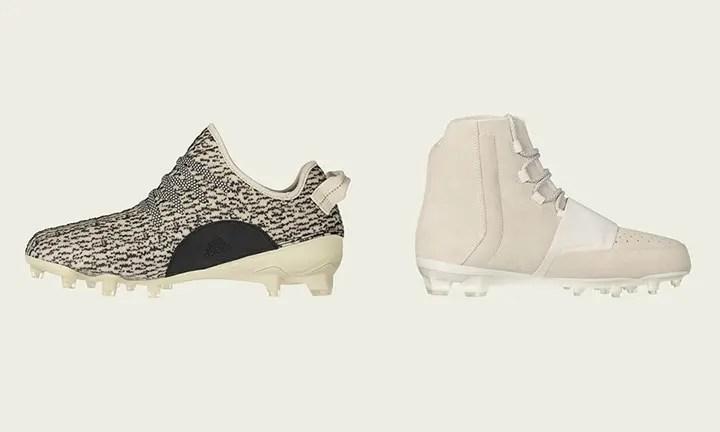 近日展開!フットボール用 adidas Originals YEEZY 350/750 CLEAT (アディダス オリジナルス イージー 350/750 クリート FOOTBALL)