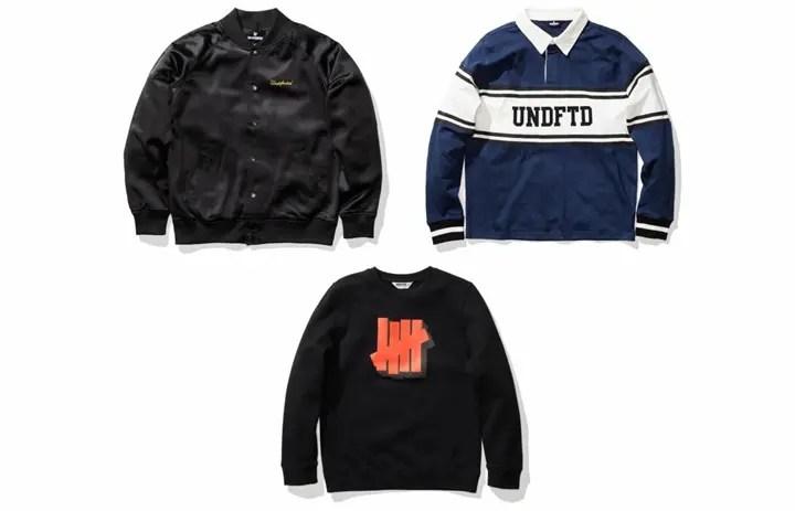 UNDEFEATED 2016 FALLからジャケット/クルーネック/ラガーシャツが9/17発売! (アンディフィーテッド 2016年 秋)
