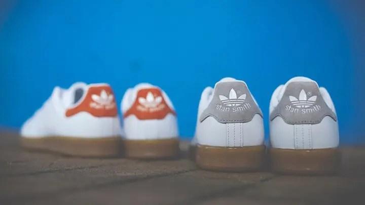 "BILLY'S限定!adidas Originals STAN SMITH ""WHITE GUM PACK"" 2カラー (ビリーズ アディダス オリジナルス スタンスミス ""ホワイト ガム パック"")"