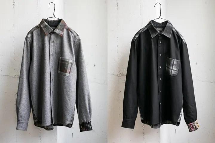 10月上旬発売!URBAN RESEARCH DOORS × PENDLETON WOOL クレイジーシャツ (アーバンリサーチ ドアーズ ペンドルトン ウール)