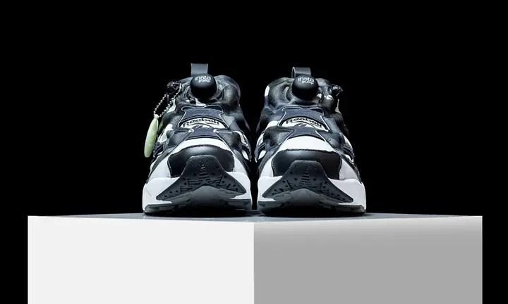"""10/15発売予定!A BATHING APE × mita sneakers × REEBOK INSTA PUMP FURY """"City Camo"""" (ア ベイシング エイプ ミタスニーカーズ リーボック インスタ ポンプ フューリー """"シティ カモ"""") [BD1355]"""