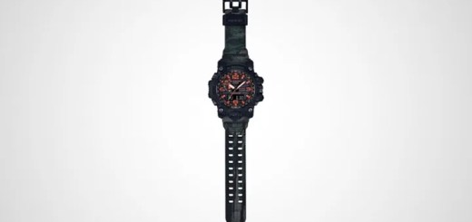 "12/1発売!maharishi × G-SHOCK MRG-G1000HT ""British Bonsai Forest"" (マハリシ Gショック)"