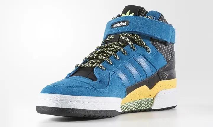 """海外展開!adidas Originals FORUM MID """"REFINED"""" 3カラー (アディダス オリジナルス フォーラム ミッド """"リファインド"""") [F37833,4,5]"""