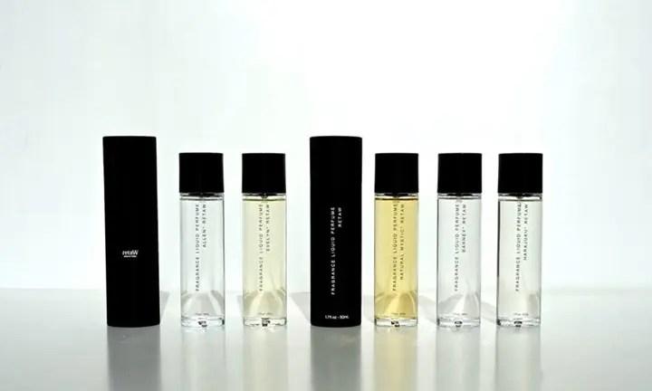 藤原ヒロシがプロデュースする「retaw」から初となるリキッドタイプの香水「オードパルファム」が12/1から発売!