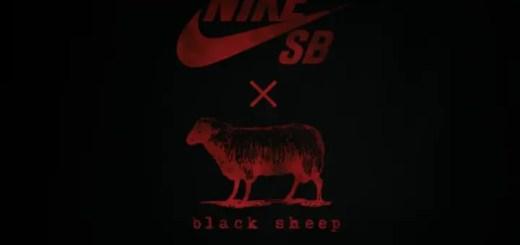 "NIKE SB x Black Sheep Skate Shop ""Wolf in Sheep's Clothing"" Dunk High Packaging (ナイキ エスビー ブラック ジープ スケート ショップ)"