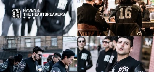 HAVEN x BEDWIN & THE HEARTBREAKERS 10th COLLECTION (ヘブン ベドウィン アンド ザ ハートブレイカーズ)