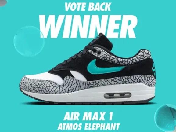"2017 NIKE AIR MAX DAYに投票1位のAIR MAX 1 ""Atmos Elephant""をインスパイアしたJORDAN 3がリリース!? (ナイキ エア マックス デー マックス 1 ""アトモス エレファント"")"