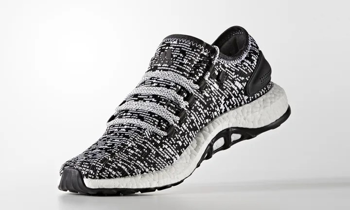 8beebd25c9564 ... discount code for 2 1adidas pure boost primeknit ltd core black white  03917 32693
