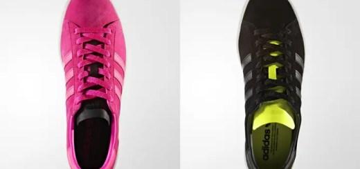 "adidas Originals CAMPUS ""Pink/Yellow"" (アディダス オリジナルス キャンパス ""ピンク/イエロー"") [BB0081,2]"